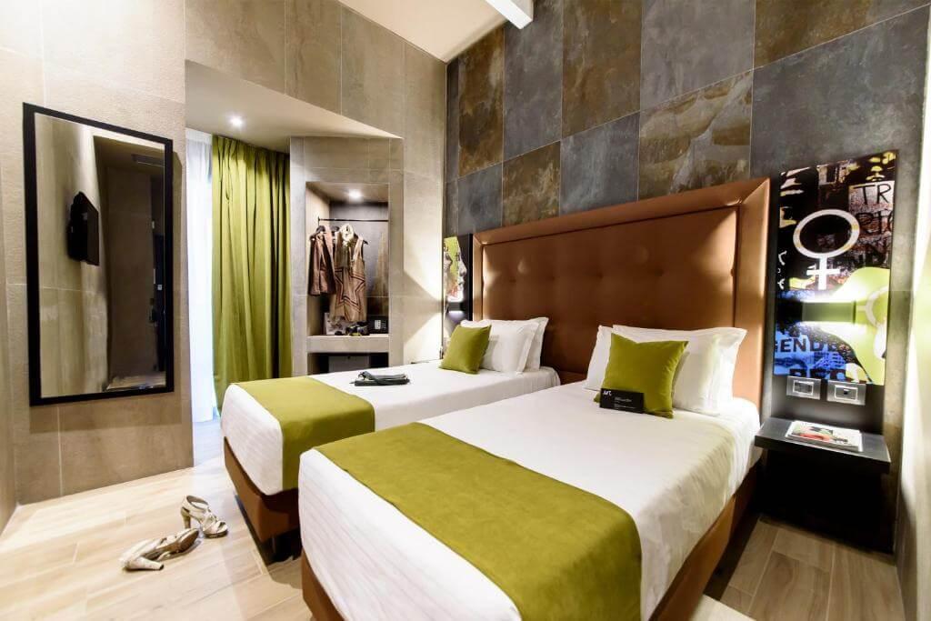 stanza doppia con letti singoli Archives - JUST HOTEL ...